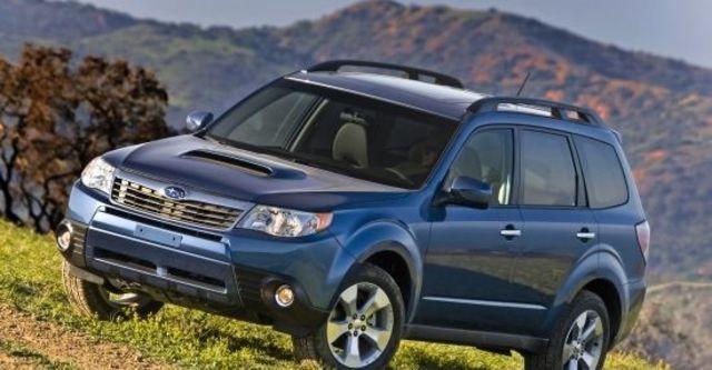 2010 Subaru Forester 2.5XT  第1張相片