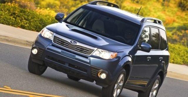 2010 Subaru Forester 2.5XT  第4張相片