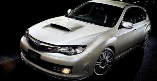2010 Subaru Impreza WRX STI  第1張相片