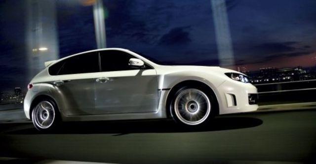 2010 Subaru Impreza WRX STI  第4張相片