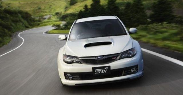 2010 Subaru Impreza WRX STI  第5張相片