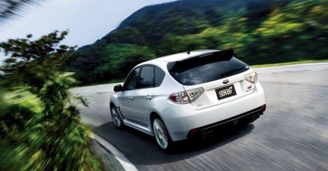2010 Subaru Impreza WRX STI  第6張相片