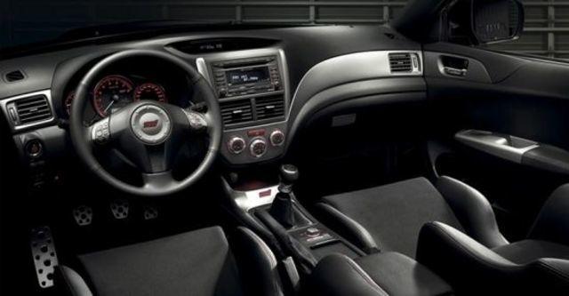 2010 Subaru Impreza WRX STI  第9張相片