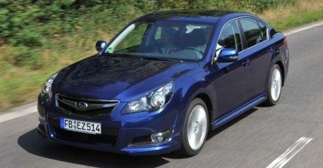 2010 Subaru Legacy Sedan 2.0i  第3張相片