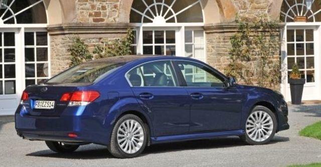 2010 Subaru Legacy Sedan 2.0i  第4張相片