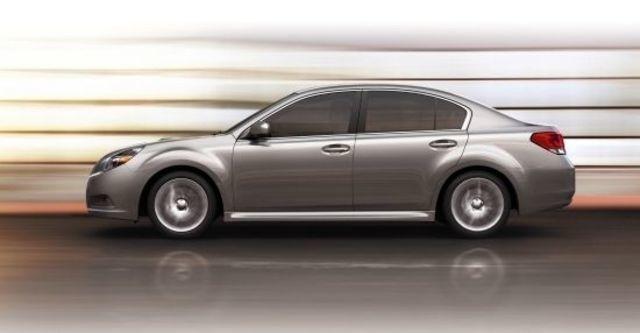 2010 Subaru Legacy Sedan 2.5GT  第3張相片
