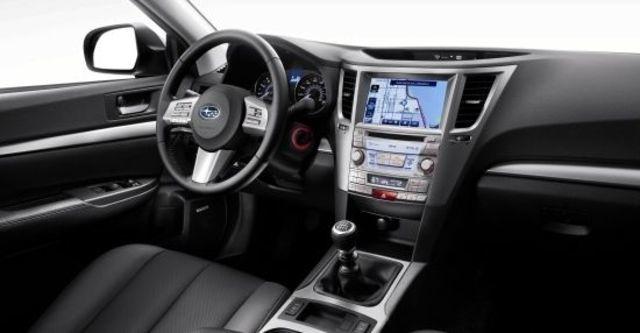 2010 Subaru Legacy Sedan 2.5GT  第7張相片