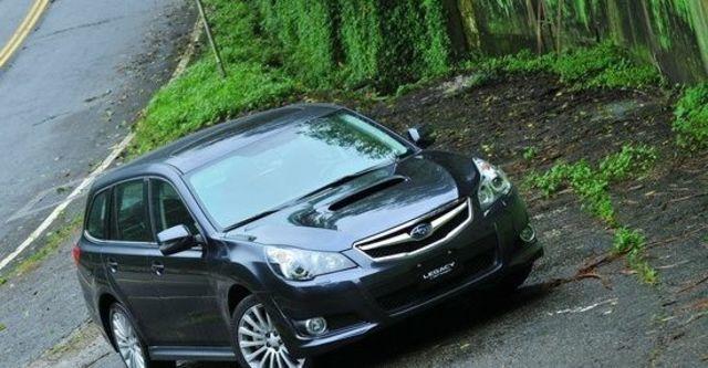 2010 Subaru Legacy Wagon 2.5GT  第2張相片