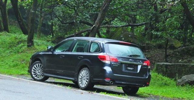 2010 Subaru Legacy Wagon 2.5GT  第3張相片