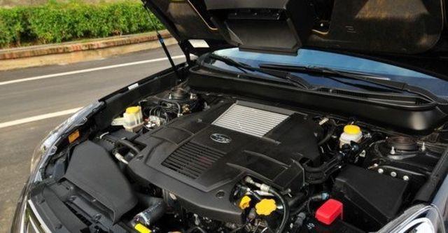 2010 Subaru Legacy Wagon 2.5GT  第6張相片