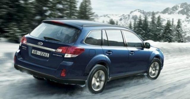 2010 Subaru Outback 2.5i  第5張相片