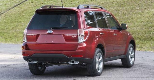 2009 Subaru Forester 2.5XT  第4張相片