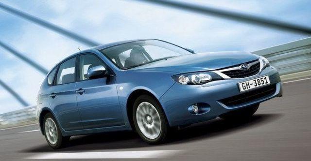 2009 Subaru Impreza 1.5 R 5D  第1張相片