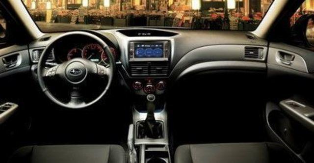 2009 Subaru Impreza 1.5 R 5D  第3張相片