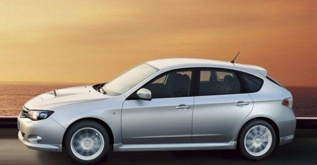 2009 Subaru Impreza 2.0 RS 5D  第1張相片