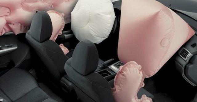 2009 Subaru Impreza 2.0 RS 5D  第5張相片