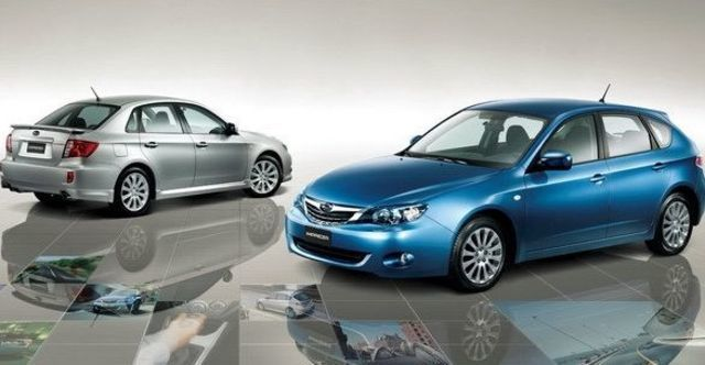 2009 Subaru Impreza 2.0 RS 5D  第6張相片