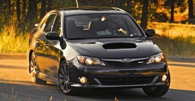 2009 Subaru Impreza WRX 4D  第1張相片