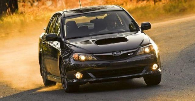 2009 Subaru Impreza WRX 4D  第3張相片