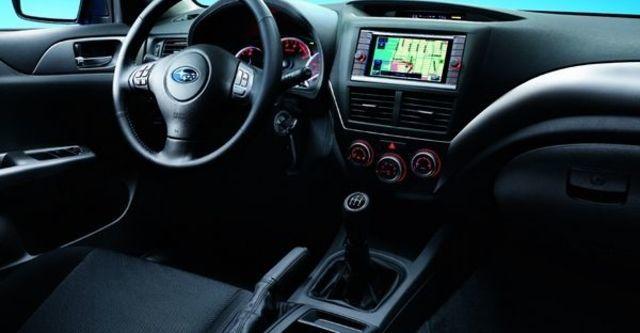 2009 Subaru Impreza WRX 4D  第8張相片