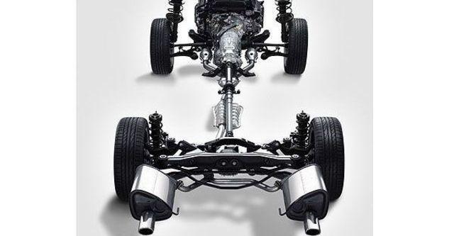 2009 Subaru Impreza WRX 4D  第10張相片