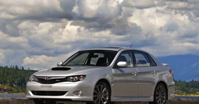 2009 Subaru Impreza WRX 4D  第11張相片