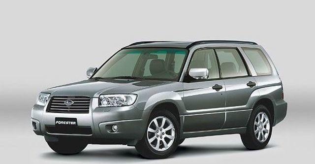 2008 Subaru Forester 2.0X  第1張相片