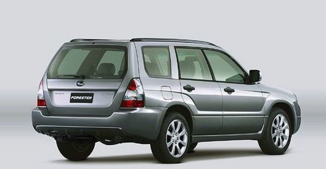 2008 Subaru Forester 2.0X  第3張相片