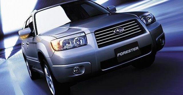 2008 Subaru Forester 2.0X  第4張相片