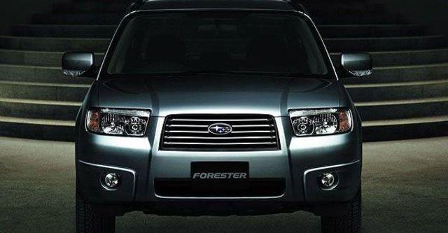2008 Subaru Forester 2.0X  第5張相片