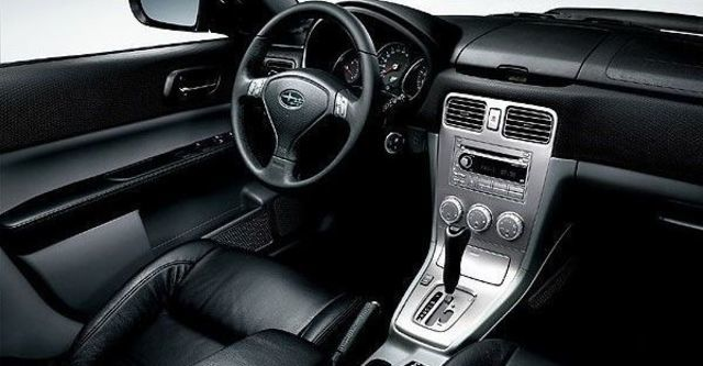 2008 Subaru Forester 2.0X  第7張相片