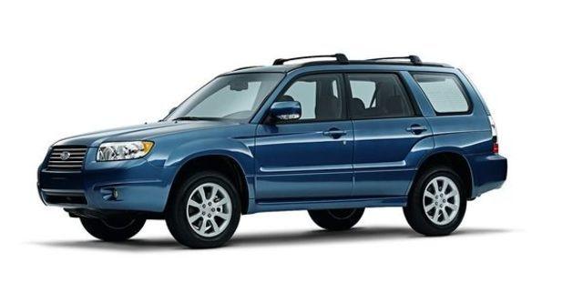 2008 Subaru Forester 2.0X  第8張相片