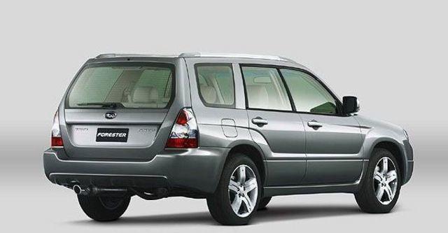 2008 Subaru Forester 2.5XT  第3張相片