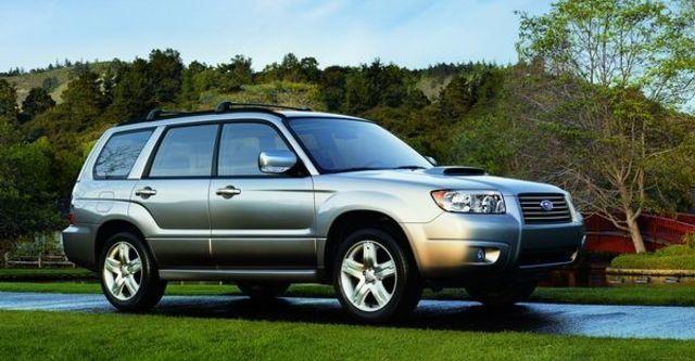 2008 Subaru Forester 2.5XT  第4張相片