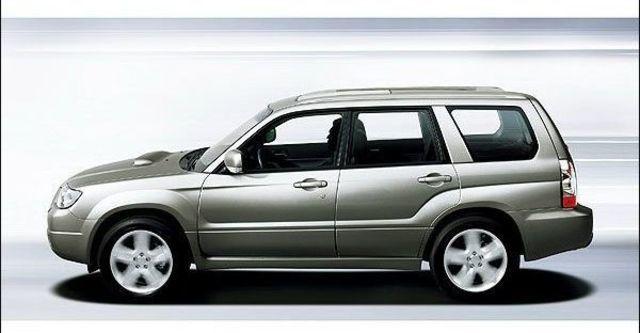 2008 Subaru Forester 2.5XT  第5張相片