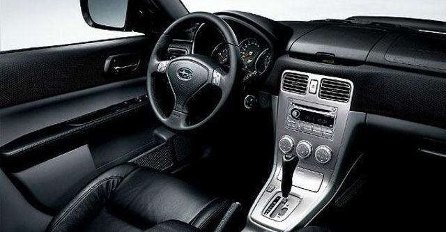 2008 Subaru Forester 2.5XT  第8張相片