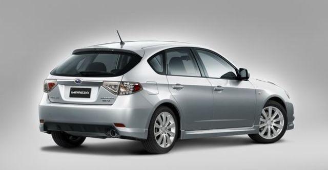 2008 Subaru Impreza WRX  第3張相片