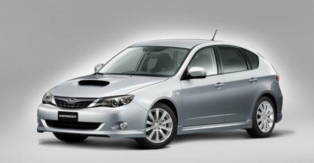 2008 Subaru Impreza WRX  第4張相片