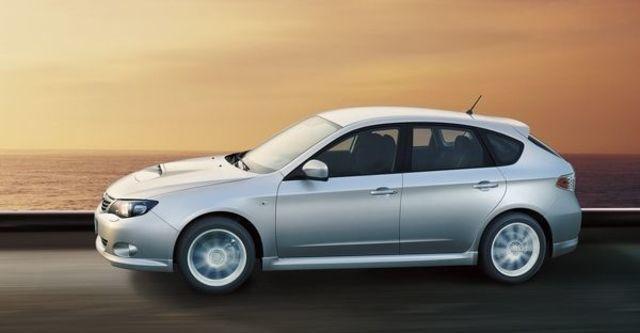 2008 Subaru Impreza WRX  第5張相片