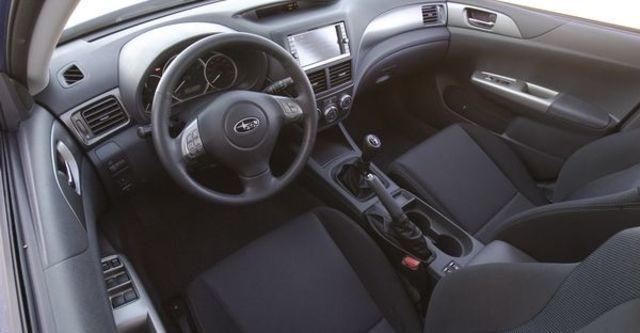 2008 Subaru Impreza WRX  第6張相片