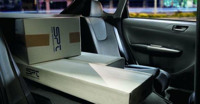 2008 Subaru Impreza WRX  第9張相片