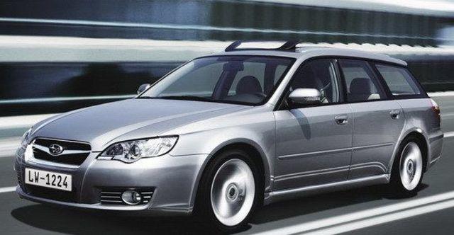 2008 Subaru Legacy Station Wagon 2.0R  第1張相片