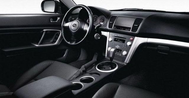 2008 Subaru Legacy Station Wagon 2.0R  第4張相片