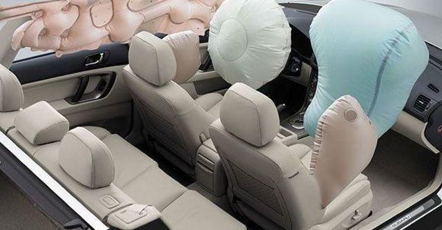2008 Subaru Outback 3.0R  第6張相片