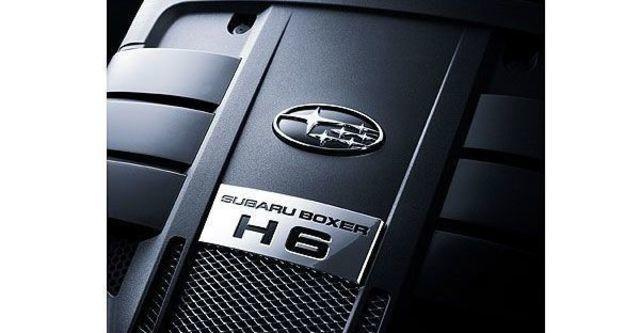 2008 Subaru Outback 3.0R  第8張相片