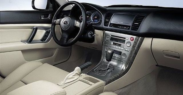 2008 Subaru Outback 3.0R  第10張相片