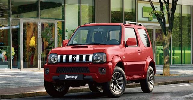 2015 Suzuki Jimny 1.3  第1張相片