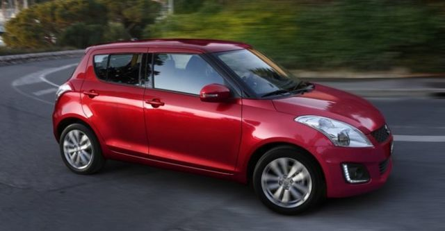 2015 Suzuki Swift 1.2 GL  第2張相片