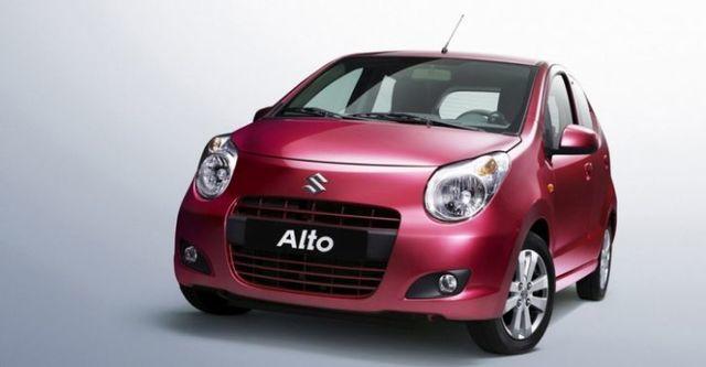2014 Suzuki Alto 1.0  第6張相片