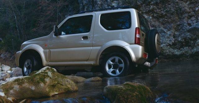 2014 Suzuki Jimny 1.3  第2張相片